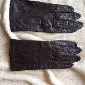 Other - Basic kid vintage gloves